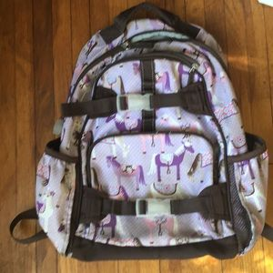 Potter barn backpack